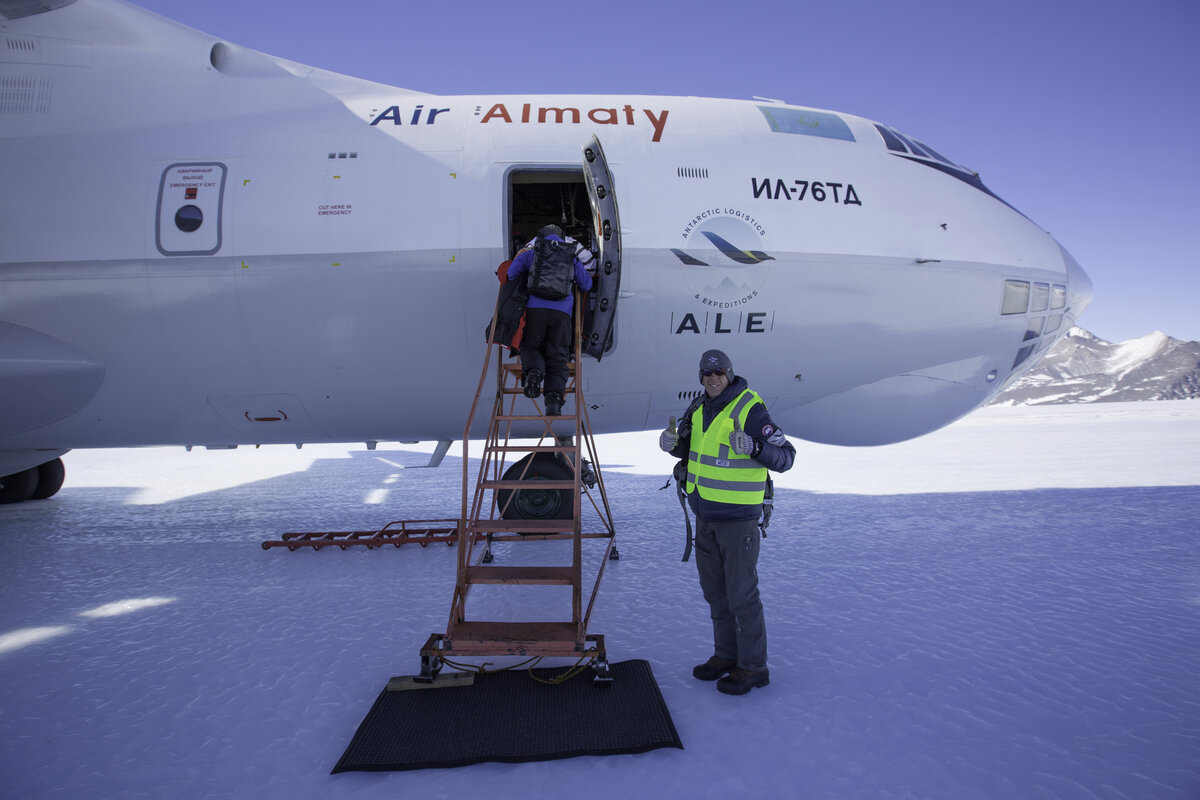 Tips for staying safe in Antarctica
