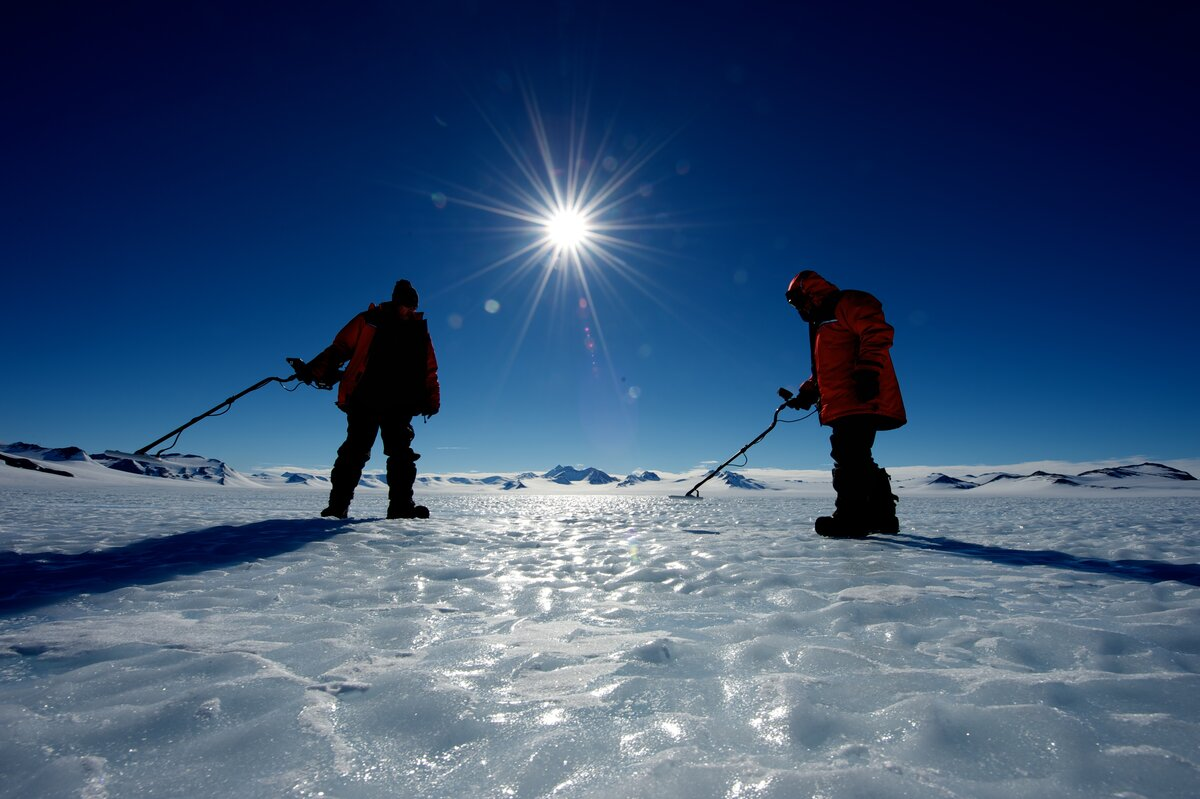 Antarctica: the best place in the world to find meteorites